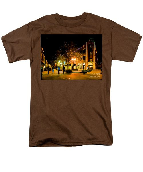 Old Town Christmas T-Shirt by Jon Burch Photography