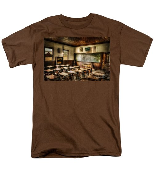 One Room School T-Shirt by Lois Bryan