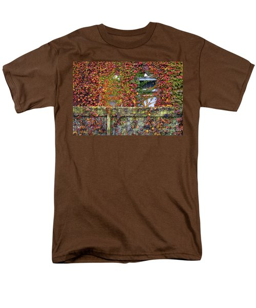 Over the Back Fence T-Shirt by Paul W Faust -  Impressions of Light