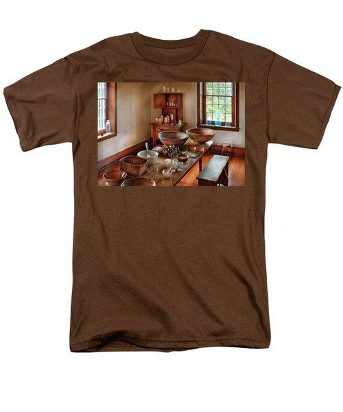Pharmacist - Shaker Pharmacist T-Shirt by Mike Savad