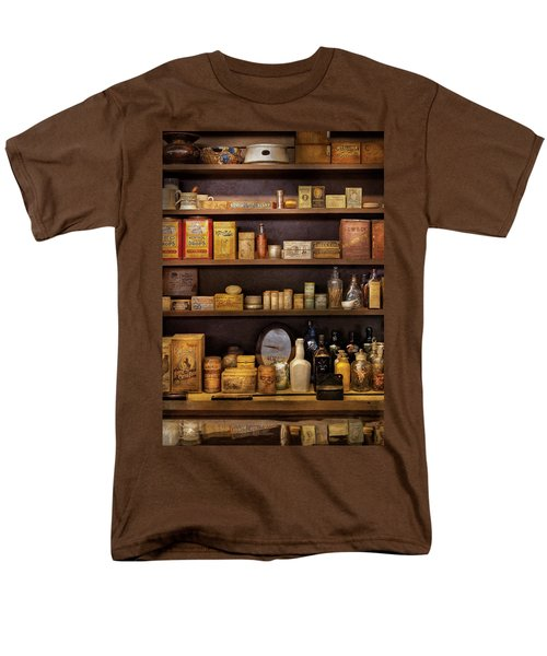 Pharmacy - Quick I need a miracle cure T-Shirt by Mike Savad