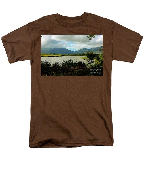 Picnic Spot T-Shirt by Cheryl Young
