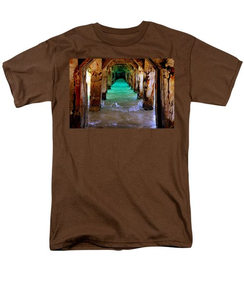 PILLARS of TIME T-Shirt by KAREN WILES