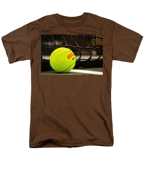 Practice - Tennis Ball By William Patrick and Sharon Cummings T-Shirt by Sharon Cummings