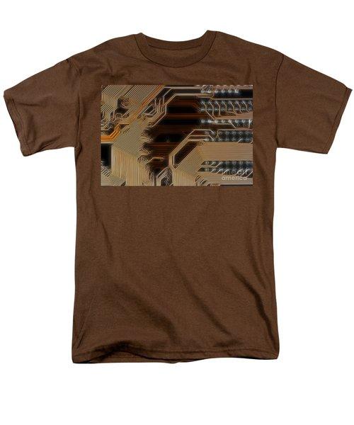 printed curcuit T-Shirt by Michal Boubin