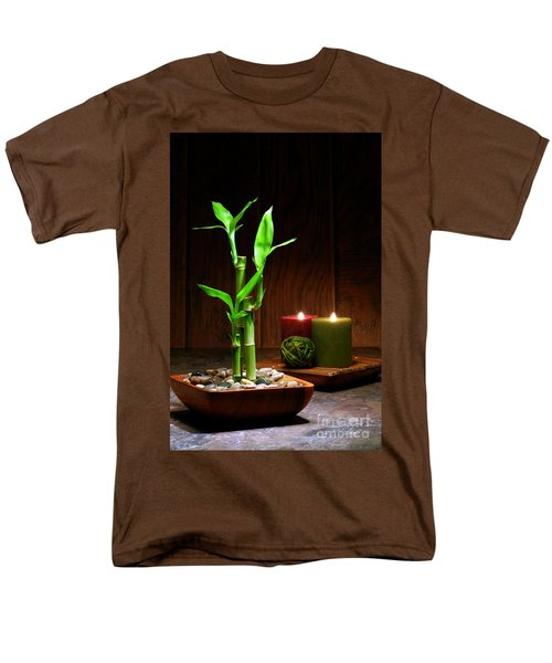 Relaxation and Meditation  T-Shirt by Olivier Le Queinec