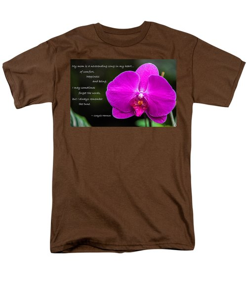 Remember the Tune - Mother's Day T-Shirt by Jordan Blackstone