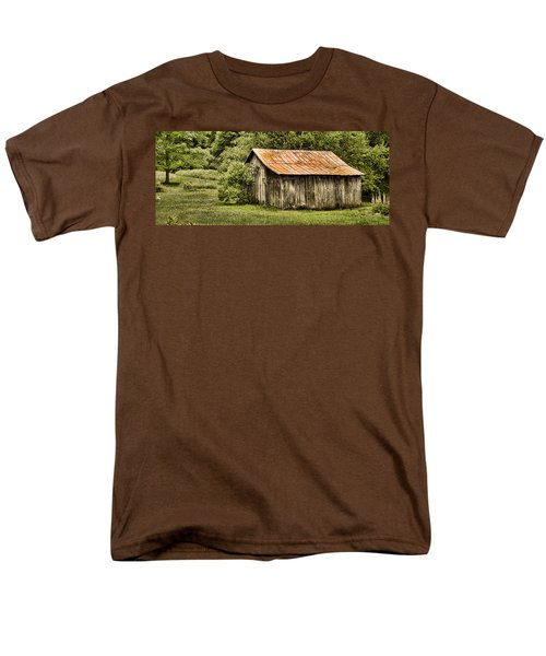 Rustic T-Shirt by Heather Applegate