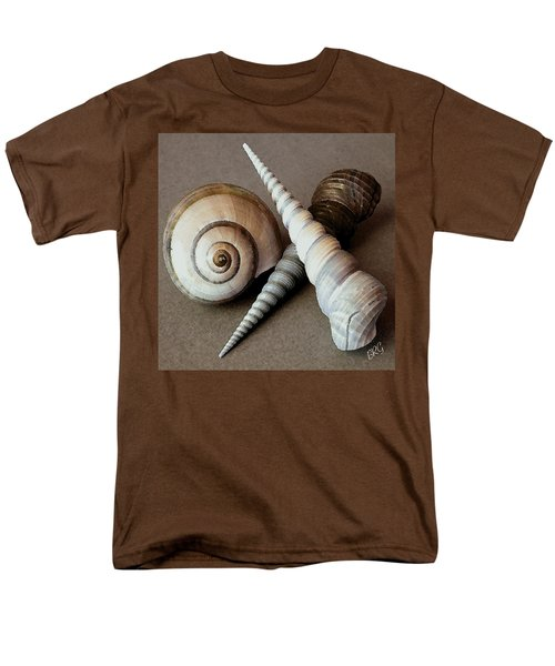 Seashells Spectacular No 24 T-Shirt by Ben and Raisa Gertsberg
