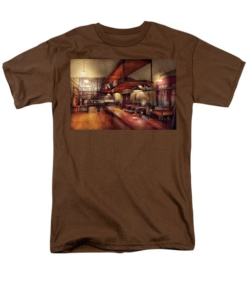 Sewing - Industrial - Tailored made clothing  T-Shirt by Mike Savad