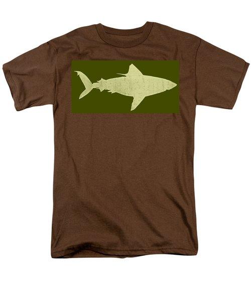 Shark T-Shirt by Michelle Calkins