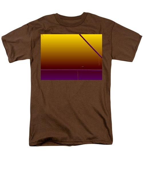 Simple Geometry - 4 T-Shirt by Lenore Senior