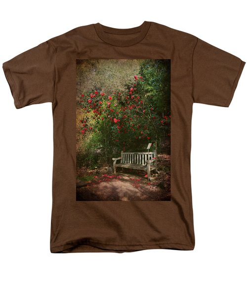Sit With Me Here T-Shirt by Laurie Search