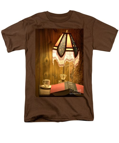 Spencer Bedside Table T-Shirt by Juli Scalzi