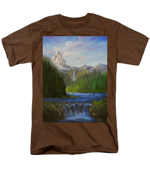 Spring In The Rockies T-Shirt by C Steele