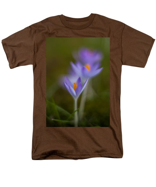 Springs Soft Procession T-Shirt by Mike Reid