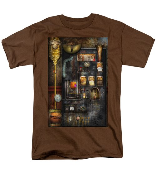 Steampunk - All that for a cup of coffee T-Shirt by Mike Savad