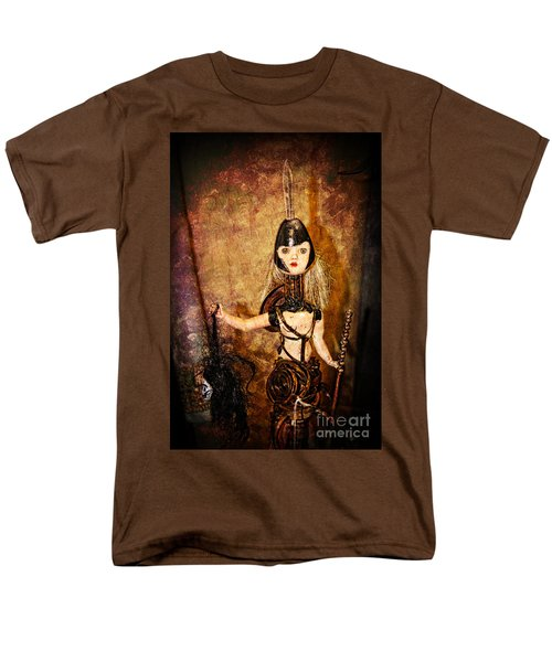 Steampunk - The Headhunter T-Shirt by Paul Ward