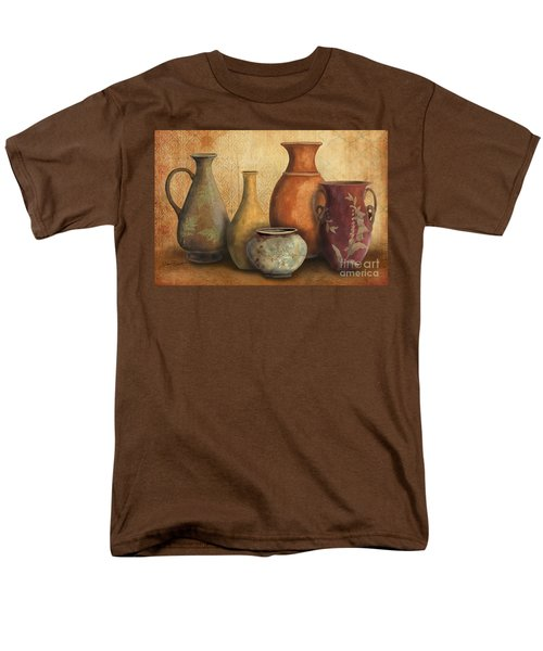 Still Life-C T-Shirt by Jean Plout