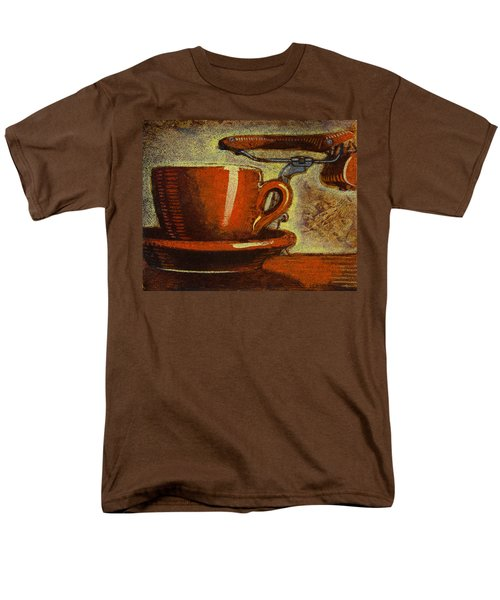 Still life with racing bike T-Shirt by Mark Howard Jones