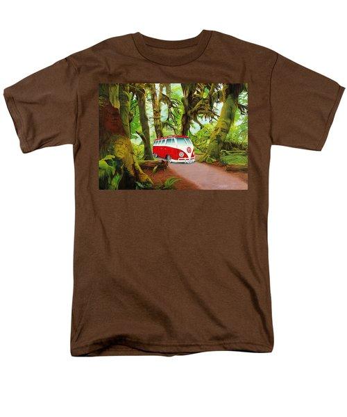 Strange days T-Shirt by Joshua Morton