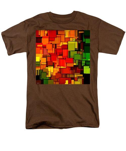 Summer Modern Abstract Art XVIII T-Shirt by Lourry Legarde