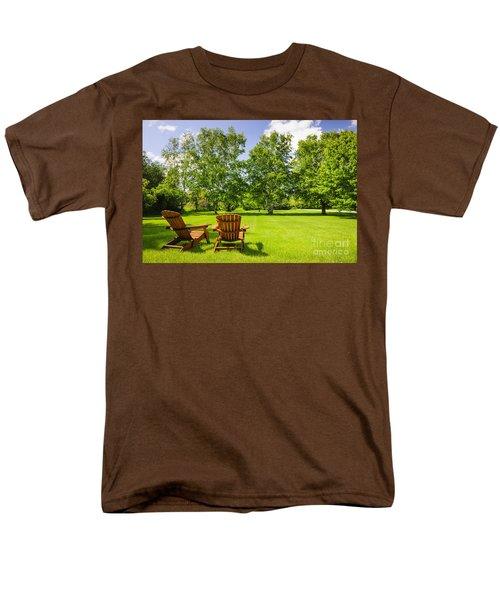 Summer relaxing T-Shirt by Elena Elisseeva