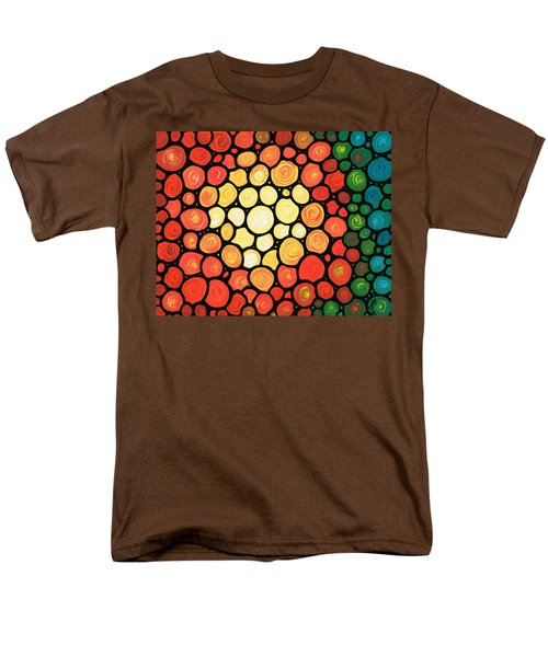 Sunburst T-Shirt by Sharon Cummings