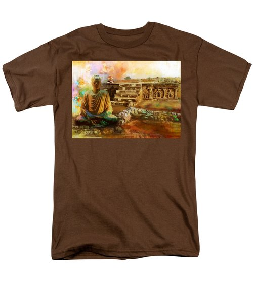 Taxilla UNESCO World Heritage Site T-Shirt by Catf