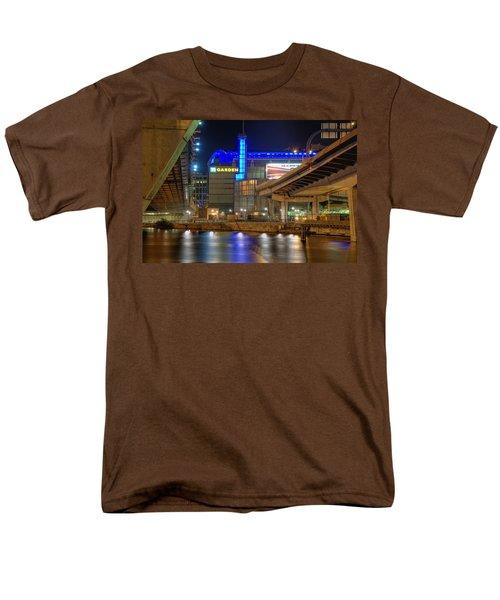 TD Garden - Boston T-Shirt by Joann Vitali