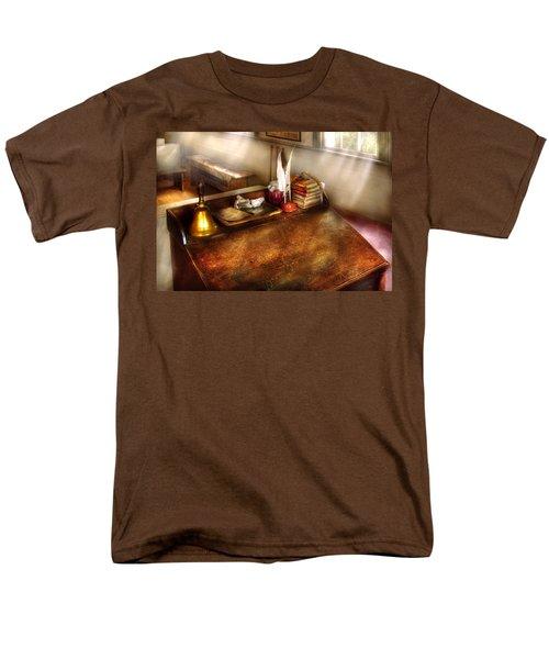 Teacher - The School Room T-Shirt by Mike Savad