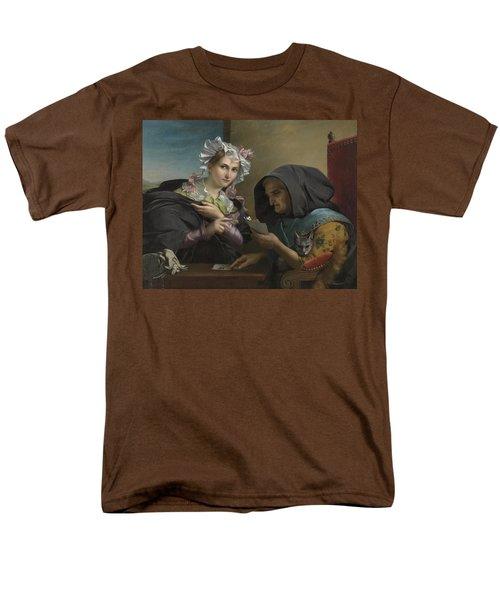 The Fortune Teller Men's T-Shirt  (Regular Fit) by Adele Kindt