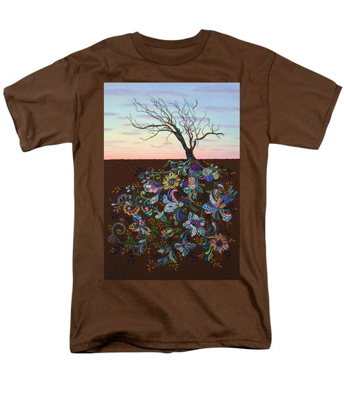 The Journey T-Shirt by James W Johnson
