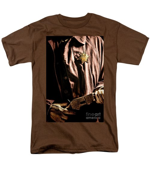 The Law T-Shirt by Olivier Le Queinec