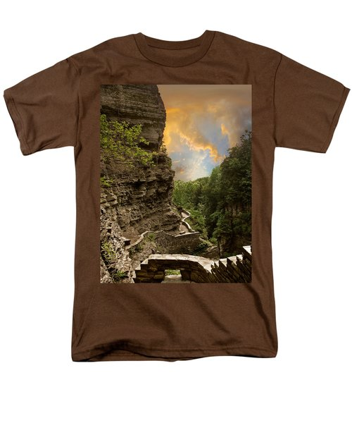 The Winding Trail T-Shirt by Jessica Jenney
