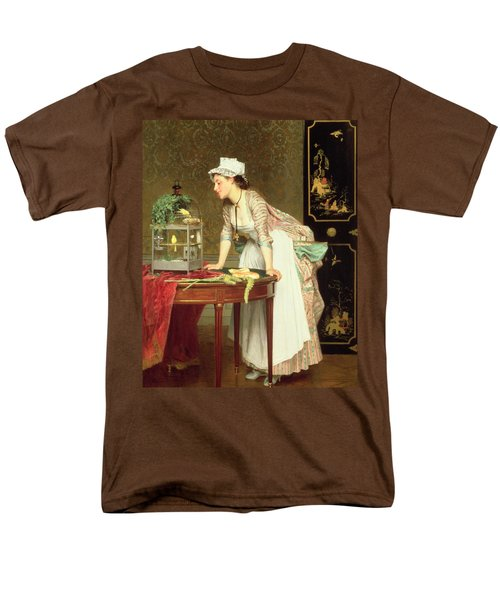 The Yellow Canaries Men's T-Shirt  (Regular Fit) by Joseph Caraud