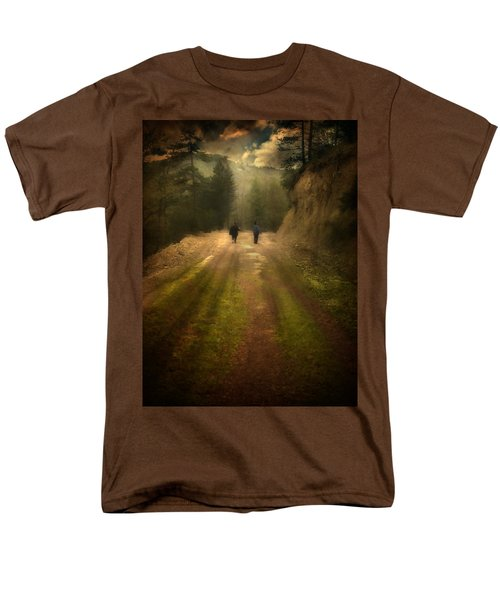Time Stand Still T-Shirt by Taylan Soyturk
