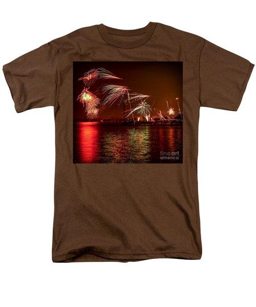 Toronto fireworks T-Shirt by Elena Elisseeva