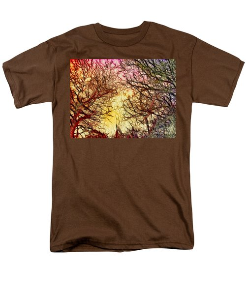 Trees of the Four Seasons T-Shirt by Kaye Menner