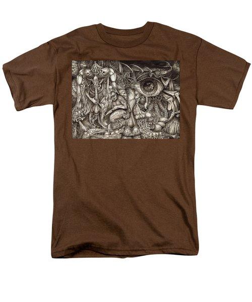 TRIPPING THROUGH BOGOMILS MIND T-Shirt by Otto Rapp