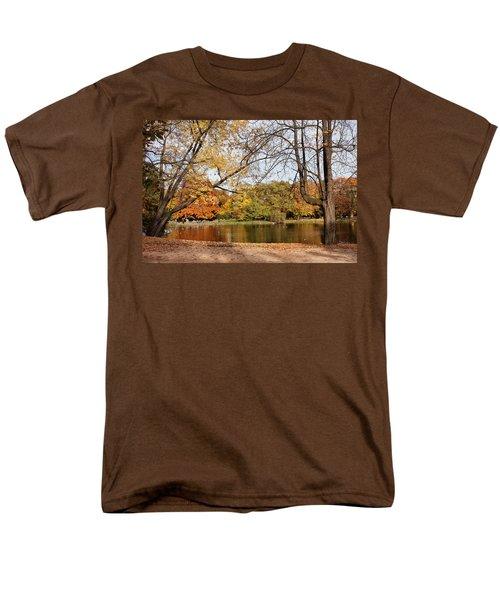 Ujazdowski Park in Warsaw T-Shirt by Artur Bogacki