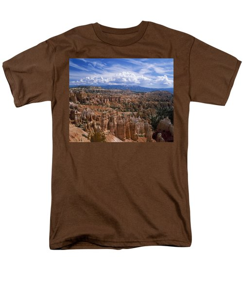 Usa, Utah, Bryce Canyon National Park T-Shirt by Tips Images