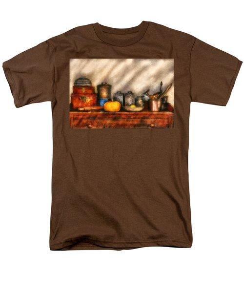 Utensils - Kitchen Still Life T-Shirt by Mike Savad