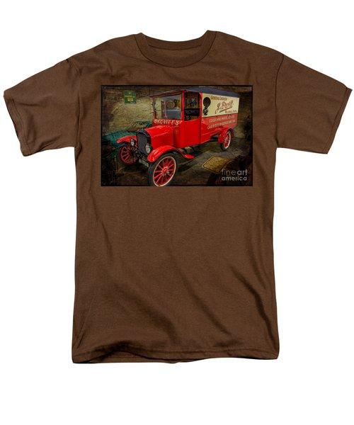 Vintage Van T-Shirt by Adrian Evans