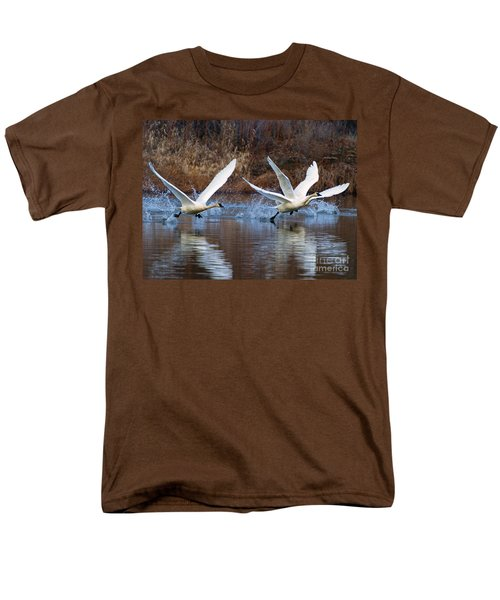 Water Dance T-Shirt by Mike  Dawson