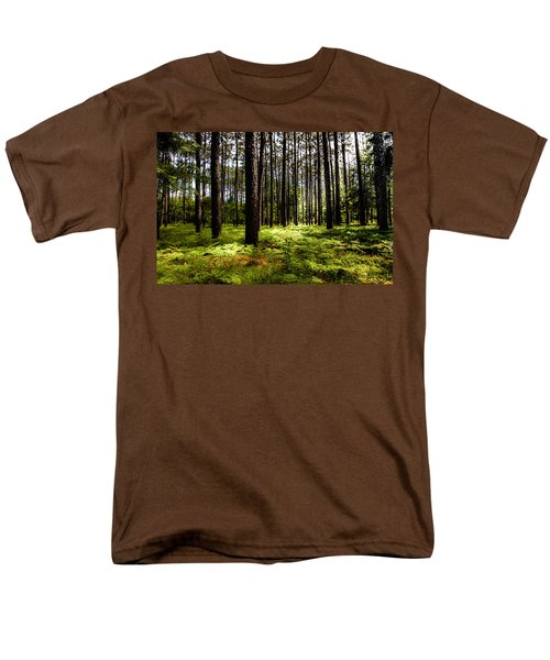 WHEN the FOREST BECKONS T-Shirt by KAREN WILES