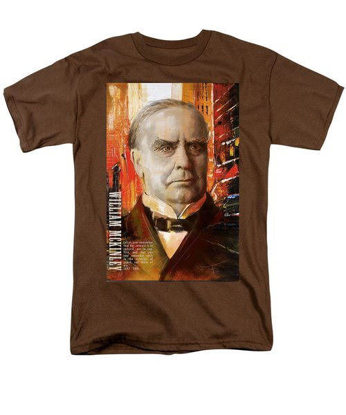William McKinley T-Shirt by Corporate Art Task Force
