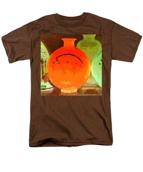 Window Shopping For Glass T-Shirt by Ben and Raisa Gertsberg