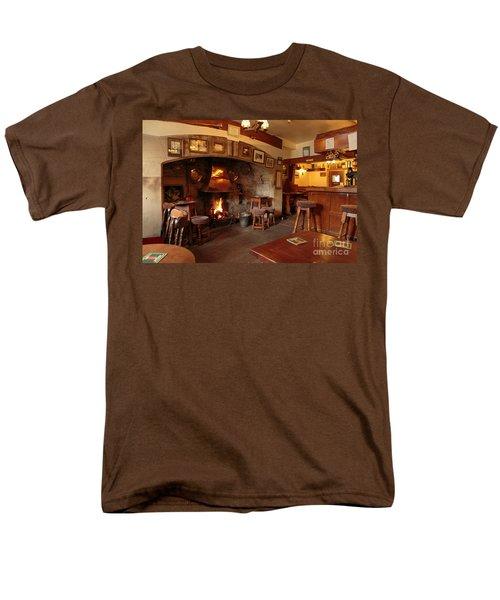 Kings Head Pub Kettlewell T-Shirt by Louise Heusinkveld