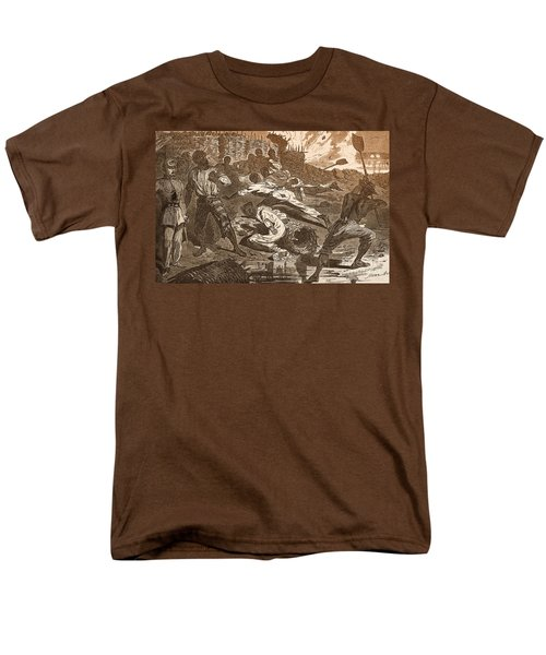 Siege Of Vicksburg, 1863 T-Shirt by Photo Researchers